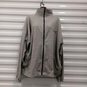 Beijing Olympics 2008 Fleece Jacket XXLarge